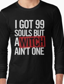 How Many Kishin Souls Long Sleeve T-Shirt