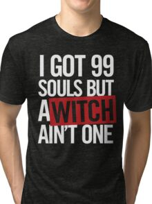 How Many Kishin Souls Tri-blend T-Shirt