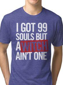 How Many Kishin Souls Tri-blend T-Shirt