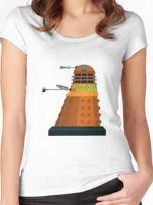 2005 Dalek Women's Fitted Scoop T-Shirt