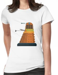 2005 Dalek Womens Fitted T-Shirt