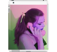 Call Me iPad Case/Skin