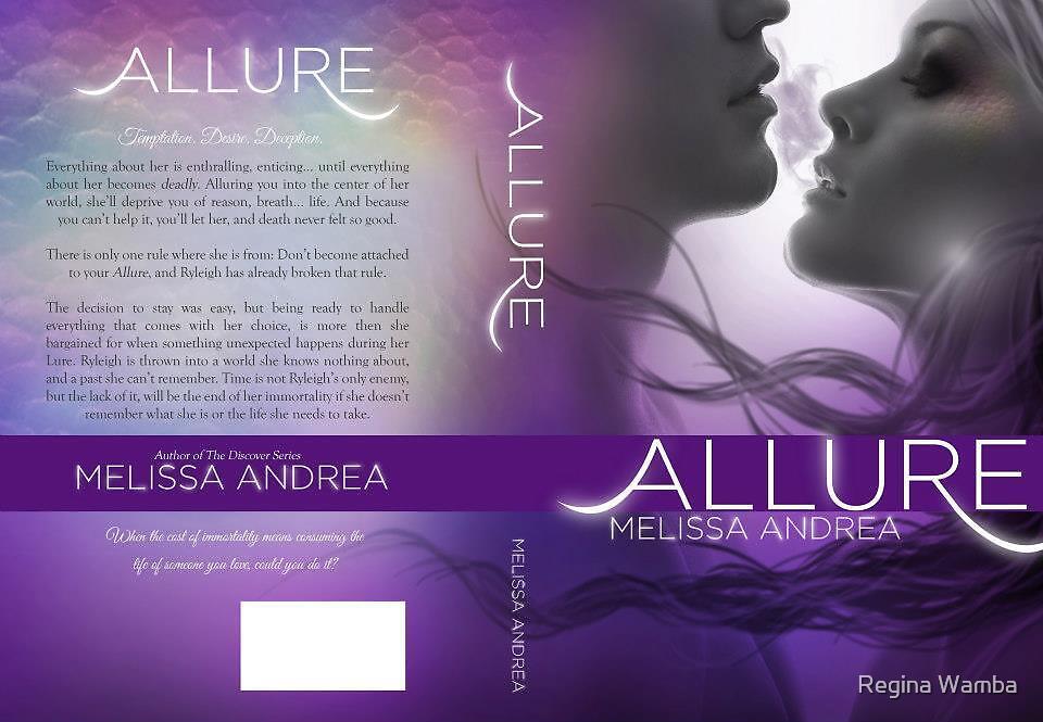 Allure- Full Cover by Regina Wamba