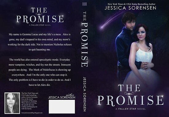 The Promise (Second Edition Cover) by Regina Wamba