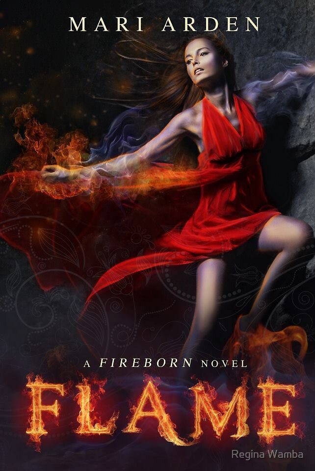 Flame  by Regina Wamba