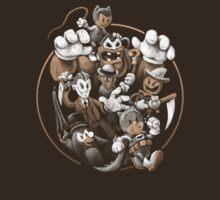 Bat's All, Folks - No Text T-Shirt