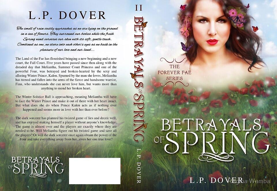 Betrayals of Spring - Full Wrap by Regina Wamba