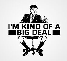 'I'm kind of a big deal' by Henry Baird