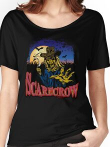 Scarecrow, Man Women's Relaxed Fit T-Shirt