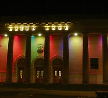 Caird Hall Dundee by Forfarlass