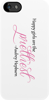 Happy girls are the prettiest Audrey Hepburn by sweetsisters