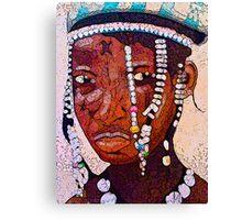 Beads Canvas Print