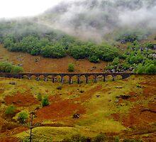 The Rail Bridge by copper160