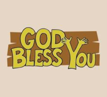 "Christian ""God Bless You"" T-Shirt T-Shirt"