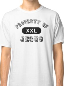 "Christian ""Property of Jesus"" Classic T-Shirt"