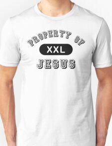 "Christian ""Property of Jesus"" T-Shirt"