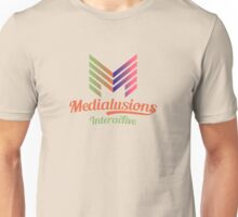 Medialusions Interactive Retro Unisex T-Shirt