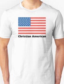 Christian American Unisex T-Shirt