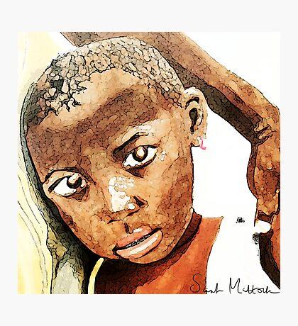 Mali Photographic Print