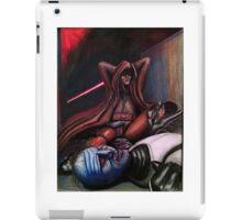 Rage of the Jedi iPad Case/Skin