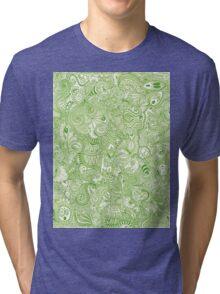 'Anahata' Heart Chakra Tri-blend T-Shirt
