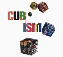 (Rubik's) Cubism Kids Tee