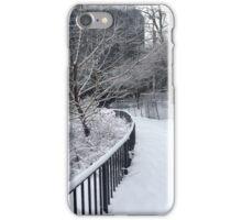 Freezing Point iPhone Case/Skin
