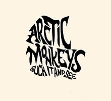 Suck it and See - Arctic Monkeys by Henry Baird