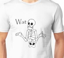 Confuse Skelly Unisex T-Shirt