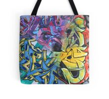 Urban Street Art (graffiti) Collage Tote Bag