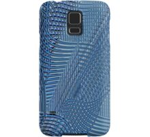 TANGLED UP IN BLUE Samsung Galaxy Case/Skin
