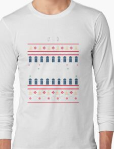 Have a Wobbly Christmas! Long Sleeve T-Shirt