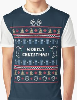 Have a Wobbly Christmas! Graphic T-Shirt