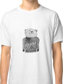 Bear Illustration  Classic T-Shirt