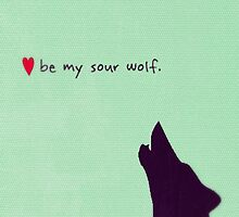 Be My Sour Wolf - Sterek / Teen Wolf by fangeek