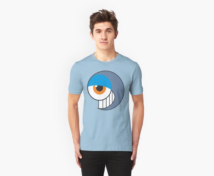 Eyeball Smirking by T-ShirtsGifts