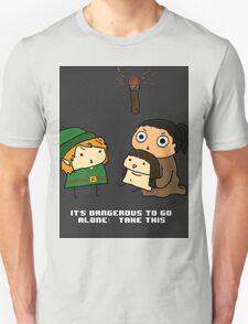 I don't want it. Eff the princess.  Unisex T-Shirt