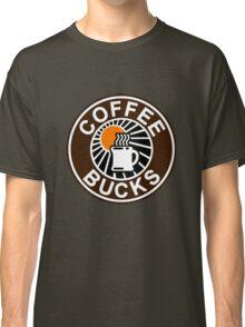 Coffee Bucks Classic T-Shirt