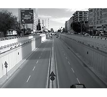 The way in Adana. Photographic Print