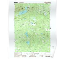 USGS TOPO Map New Hampshire NH Tuftonboro 329830 2000 24000 Poster