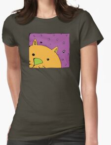 Cat Peeking T-Shirt