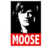 "Sam ""MOOSE"" Supernatural Photographic Print"