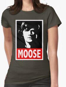"Sam ""MOOSE"" Supernatural Womens Fitted T-Shirt"