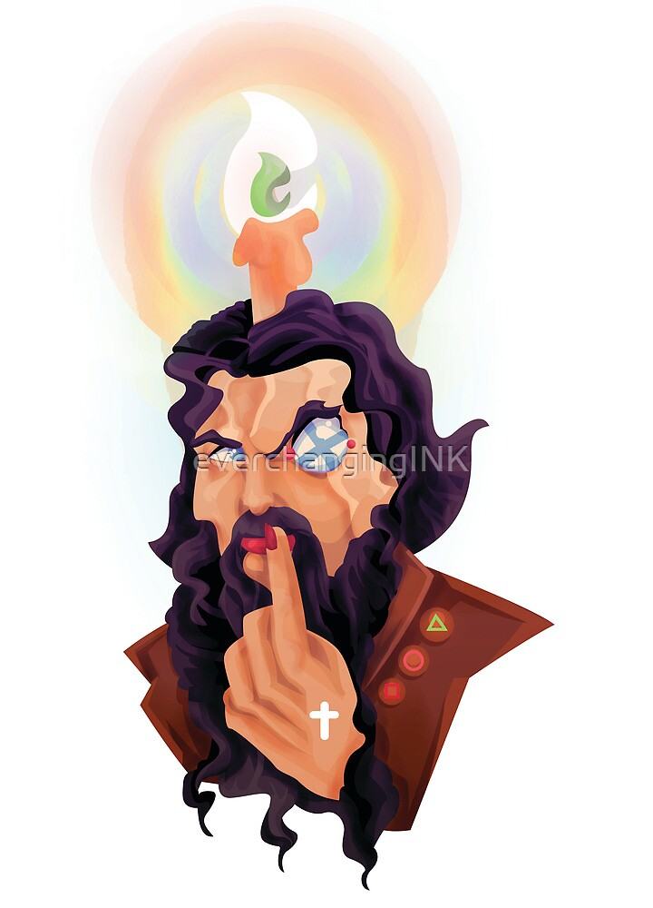 Ra-Ra-Rasputin by everchangingINK