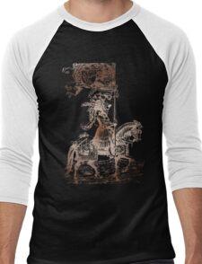 Knight in Shining Armor Men's Baseball ¾ T-Shirt