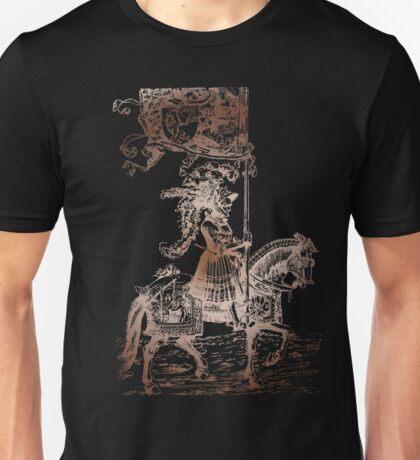 Knight in Shining Armor Unisex T-Shirt