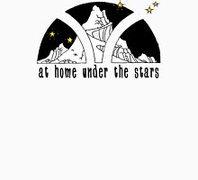 At Home Under the Stars Unisex T-Shirt