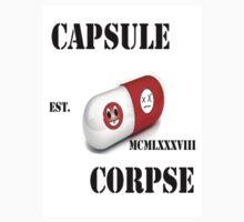 Capsule Corpse Kids Tee