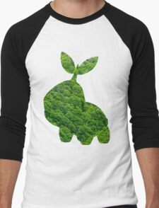 Turtwig used Synthesis Men's Baseball ¾ T-Shirt