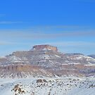Winter Utah Landscape by Shiva77